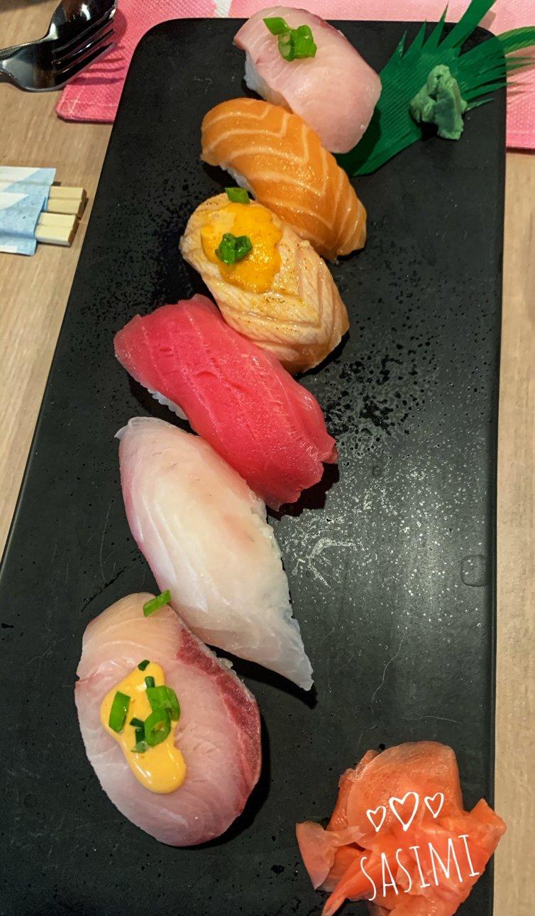 SASHIMI SET2