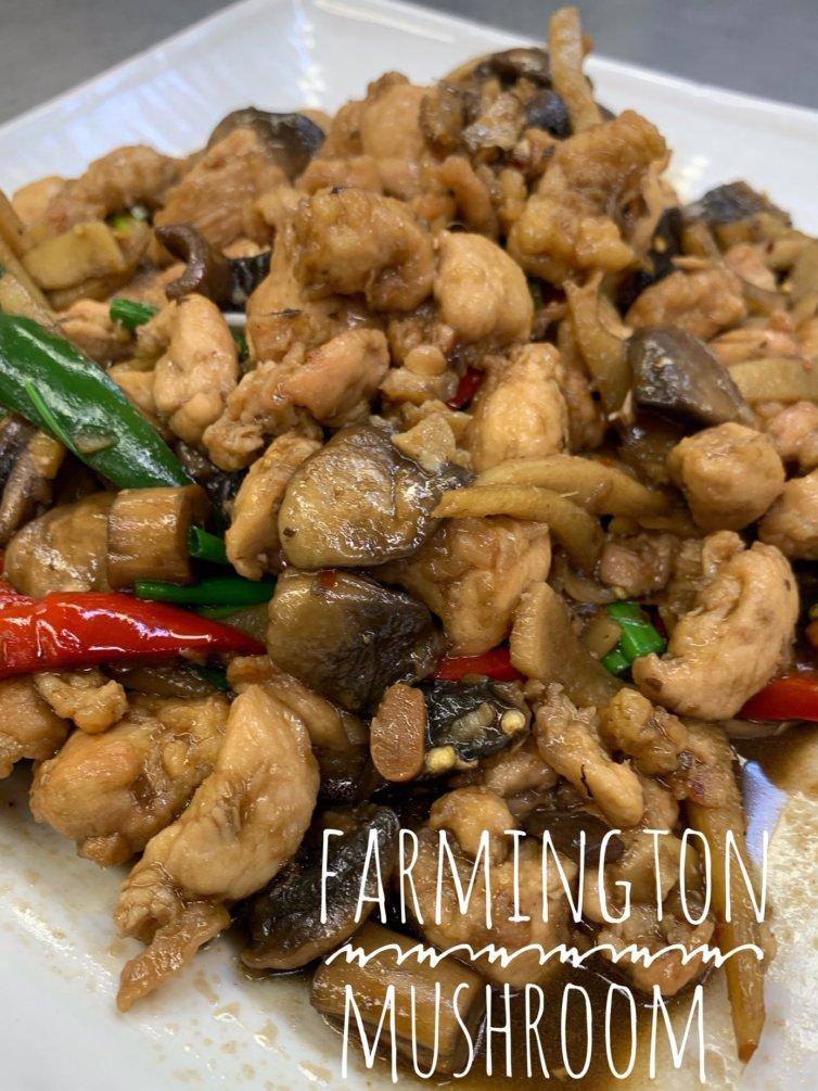 FARMINGTON MUSHROOM
