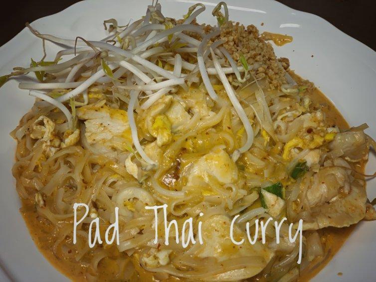 Pad Thai Curry