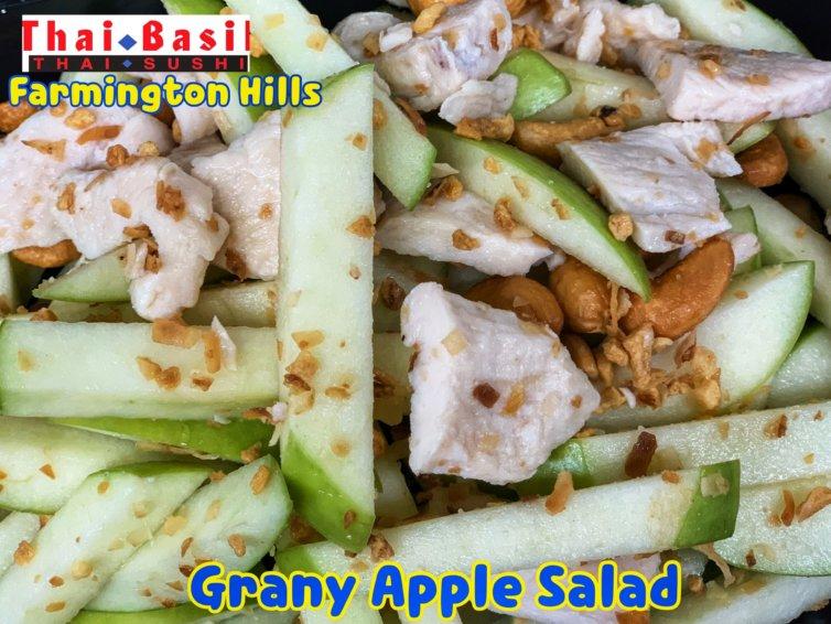 Granny Apple Salad